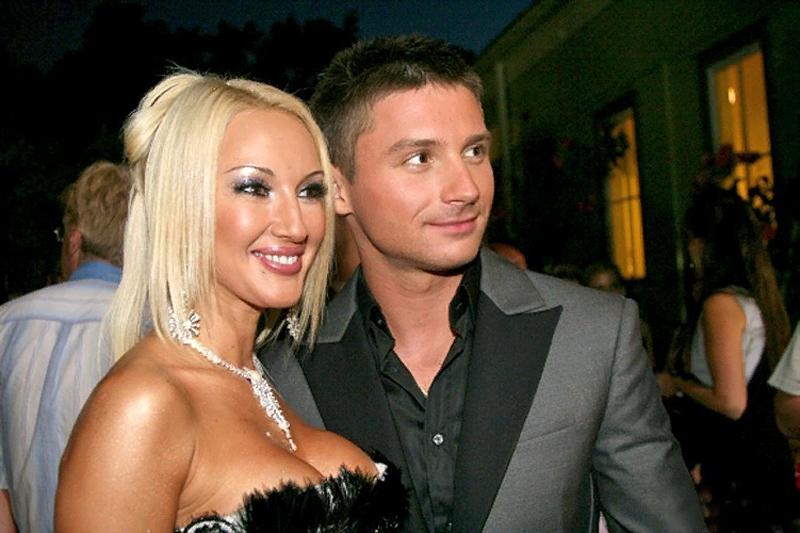 Сергей Лазарев и Кудрявцева Лера