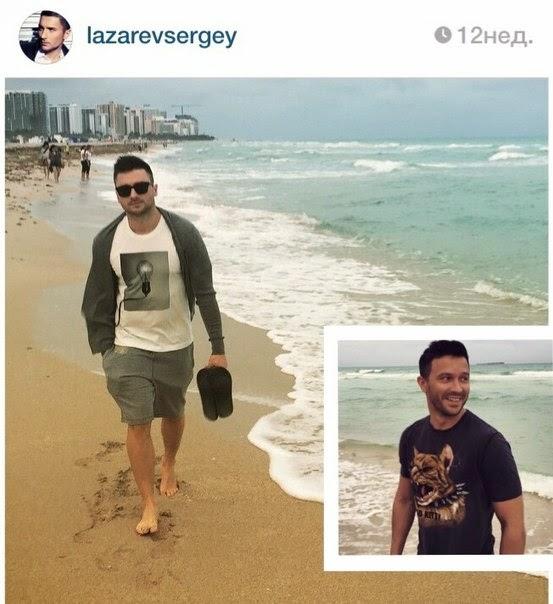 Кузнецов Дмитрий и Лазарев