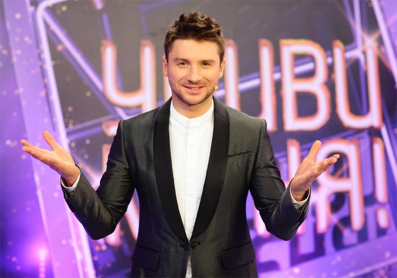 лазарев Сергей певец